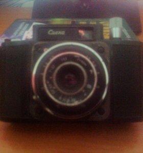 фотоаппарат СМЕНА! в хорошем состоянии.