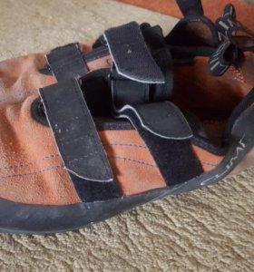 Скальные туфли/ скальники 41 размер
