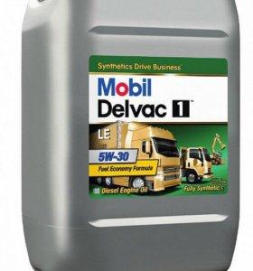 Mobil Delvac1 5W-30 (синтетика)20л
