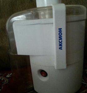 Электро-соковыжималка