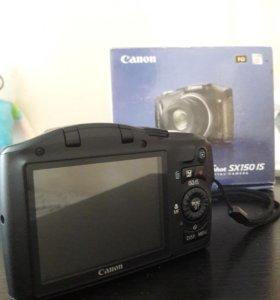 Фотаппарат Canon PowerShot SX150 IS