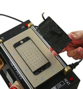 Замена стекла, дисплейного модуля на iPhone