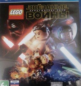 Лего звездные войны пробуждение силы на ps4