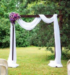 Декор свадеб,выездных регистраций