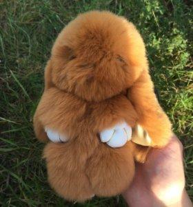 Продам мягкого кролика