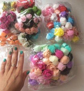 Цветы для рукоделия