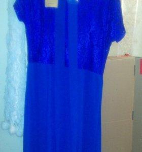 Вечернее платье-новое