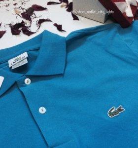 Поло мужские новое Лакост Lacoste рубашка футболка