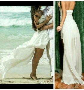 Сногшибательные платья новые Бренд