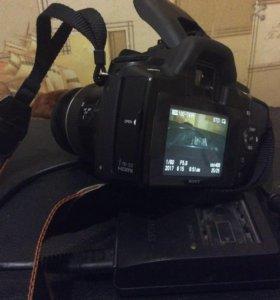 Sony DSLR A290 зеркальный фотоаппарат