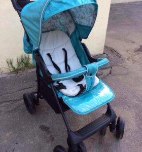 Детская раскладная коляска