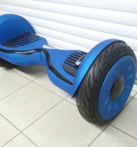 Дешего Гироскутер Smart Balance 10'5 Матовый синий