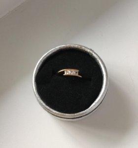Кольцо 17 размер