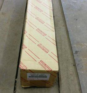 Передние амортизаторы prado 4851069415 4851060121
