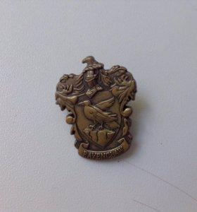 Значок из Гарри Поттера Когтевран (Ravenclaw)