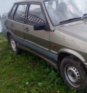 Lada 2115 1.5 78л.с
