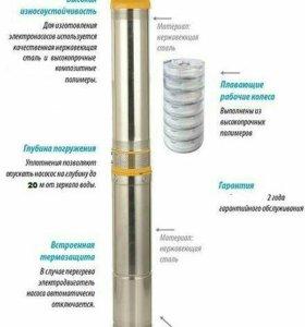 Глубинный насос VERPAT 52/80