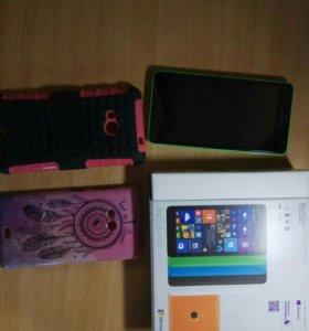 Nokia Lumia 535 на Windows 10