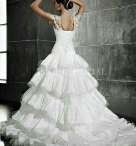 """Свадебное платье """"Amour bridal"""""""