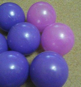 Продам новые шары для сухого бассейна