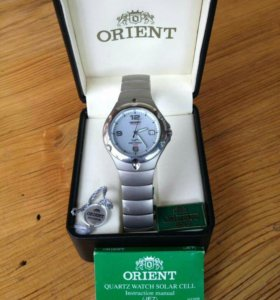 """Часы """"orient titanium"""""""