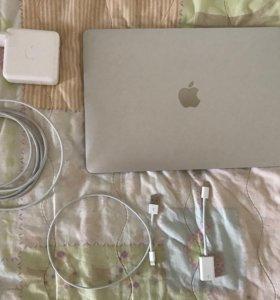Apple MacBook Pro 13 Retina + Аксессуары