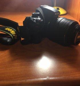 Фотоаппарат Nikon D3100