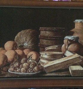 Картина из гобелена