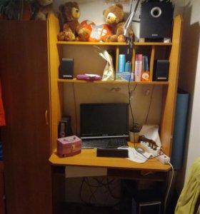 Стол компьютерный+ШКОЛЬНЫЙ