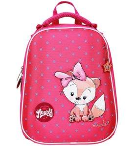 новый Школьный рюкзак Berlingo Foxy для девочек