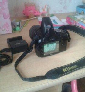 фотоапарат никон D 3000