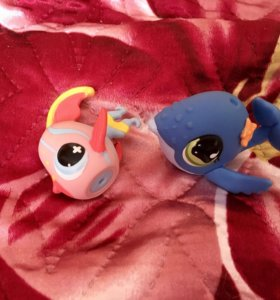 "Рыбки ""Littlest Pet Shop""(LPS)"
