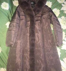 Пальто зимнее / пуховик