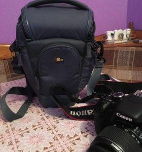 Фотоаппарат Canon 600D