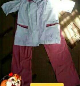 Медицинские костюмы.