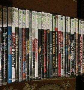 Игры на шитый Xbox 360