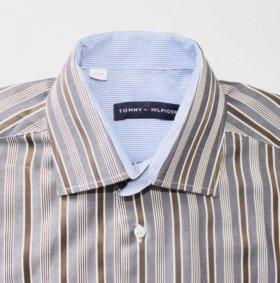 Рубашка Tommy Hilfiger оригинал S 44 мужская