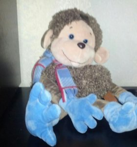 Рюкзак «обезьянка»