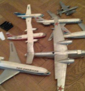 Модель самолет ссср