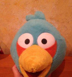 Мягкая игрушка Птица из тройки Angry Birds