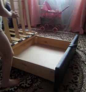 Детский диван ПОЛО