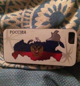 Чехол Айфон 5 и 5 s