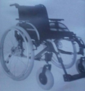 Комнатная инвалидная коляска