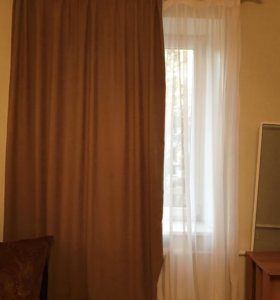гатовые шторы , тюль