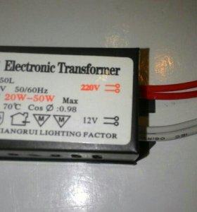 Electronic Transformer новый