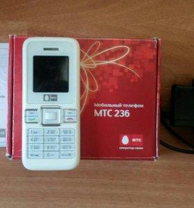 Мобильный телефон МТС 236 (ZTE)