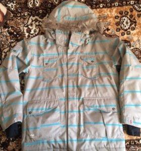 Сноубордическая куртка FourSquare