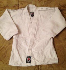 Кимоно для дзюдо (без пояса)