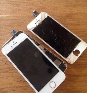 Ремонт iPhone, телефонов и планшетов