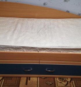 Кровать детская б. У.